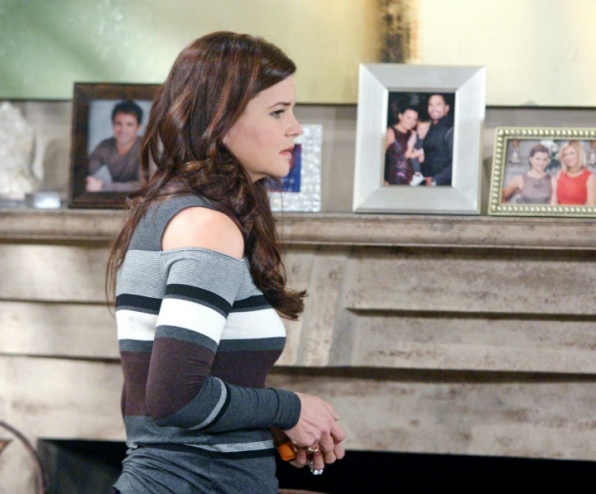 Katie struggles to forgive her sister's latest betrayal.