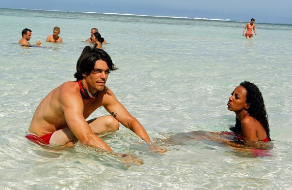 Keith and Semhar