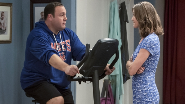 It's all about tough challenges at home on Kevin Can Wait.