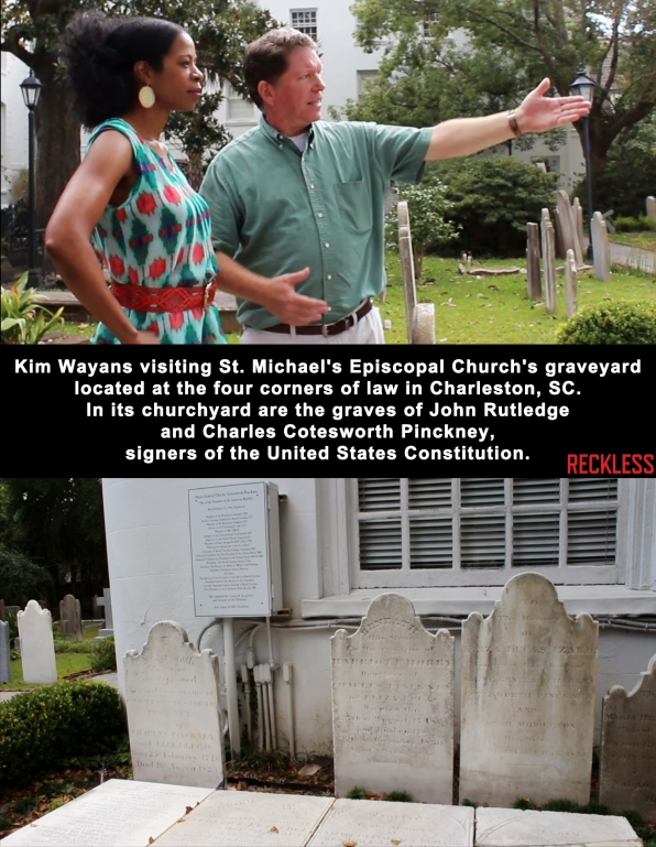 1. Charleston City Center boasts some of the oldest cemeteries in the U.S., with headstones dating back to the 1600s.