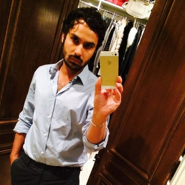 23. Kunal Nayyar - The Big Bang Theory