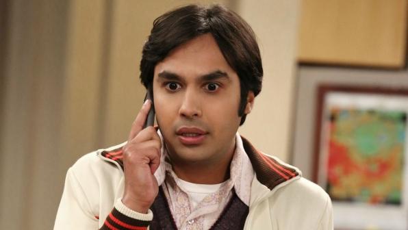 Kunal Nayyar, Big Bang Theory