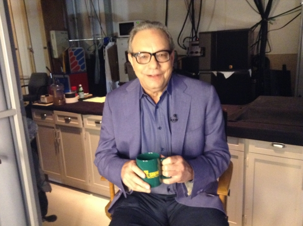 Lewis Black - Behind the Scenes at The Late Late Show