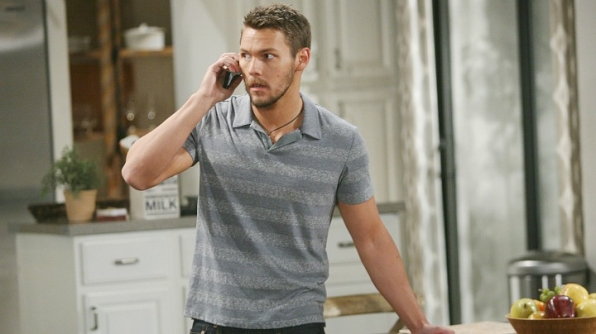 It's Scott Clinton, who plays Liam Spencer on The Bold and the Beautiful!