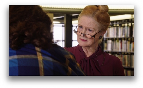 9. Lynne Ellen Hollinger, who plays the librarian, starred in 11 episodes of the original Hawaii Five-0 series.