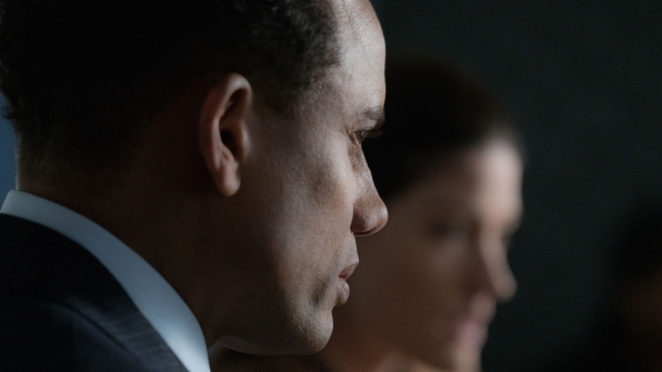 Hill Harper as Agent Spellman Boyle