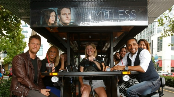 Limitless fans didn't need NZT to get top speed