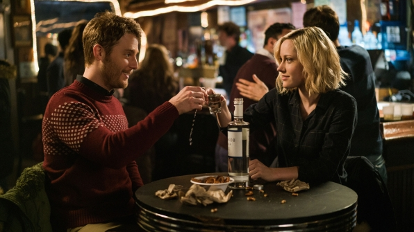 Jake McDorman as Brian Finch and Georgina Haig as Piper