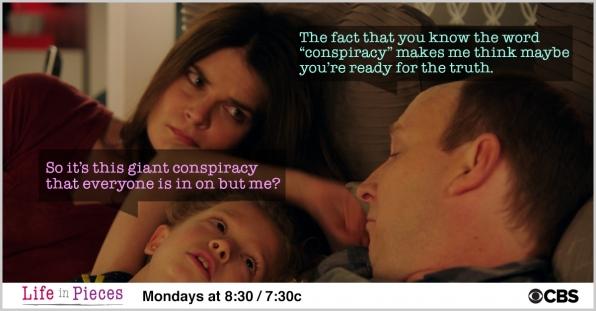 Having those awkward family talks