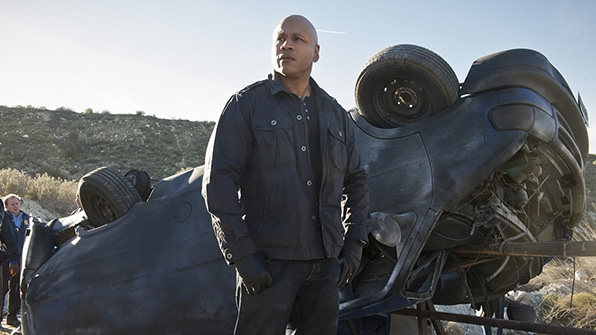LL COOL J - NCIS: Los Angeles