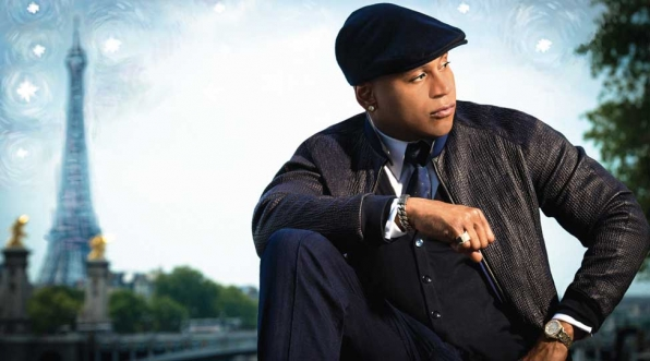 LL Cool J Lights Up Paris