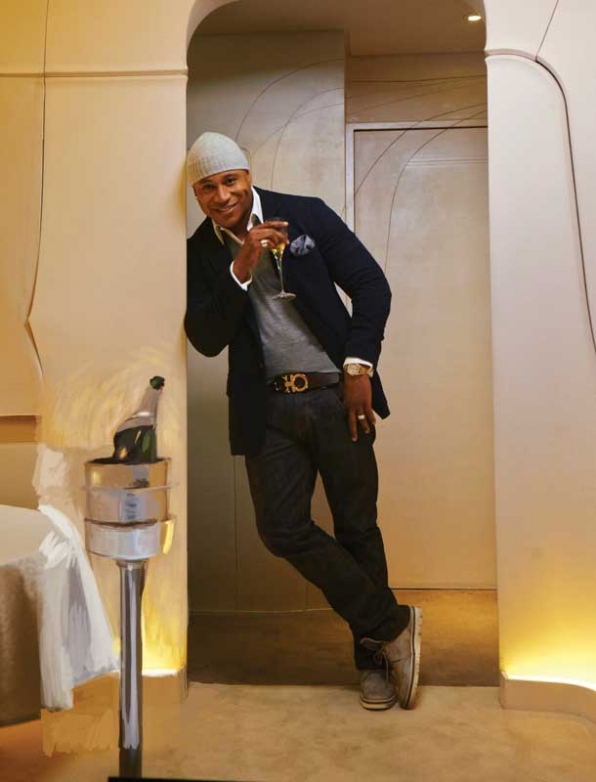 LL Cool J Looking Dapper As Always