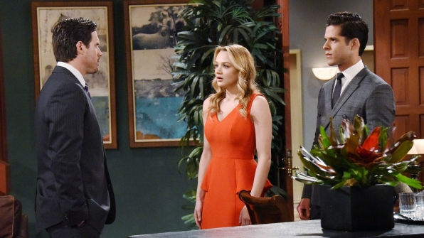 Nick confronts Summer about her relationship with Luca.