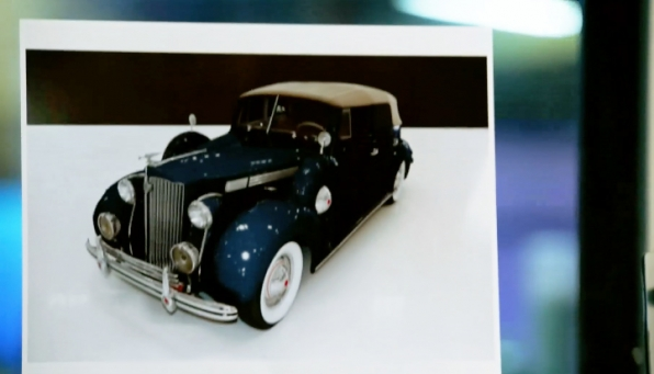 The Classic Packard