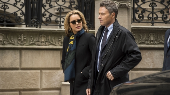 Madam Secretary boasts an Academy Award winning guest star.