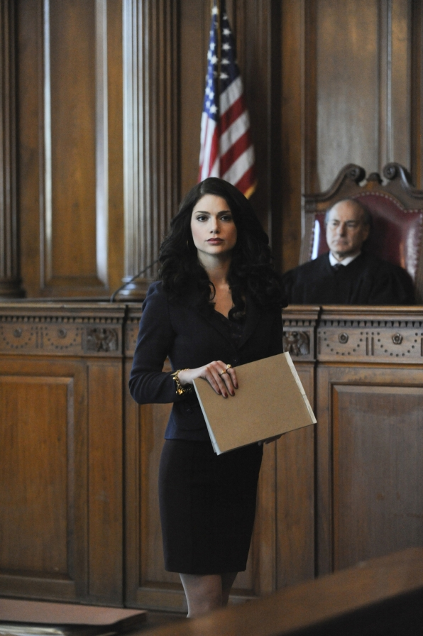 Martina Garretti In the Courtroom