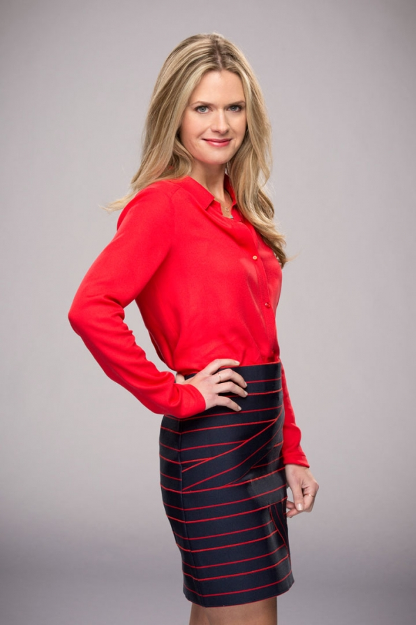 2. Is Maggie Lawson nuts, or the luckiest girl on the planet?
