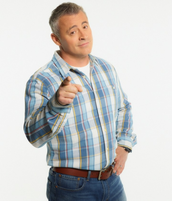Adam (Matt LeBlanc) in Man With A Plan