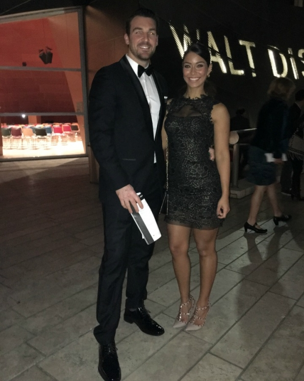 The Price Is Right's Manuela Arbeleaz and boyfriend Matthew