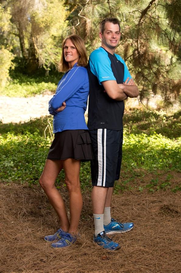 Margie and Luke