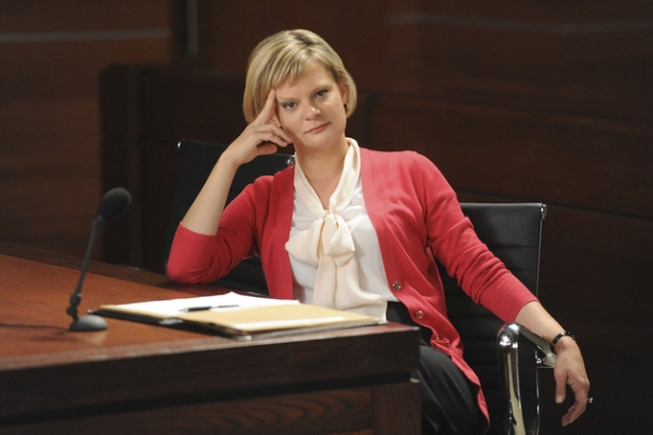 Martha Plimpton as Patti Nyholm