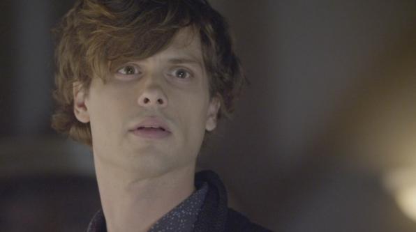 It's Matthew Gray Gubler, who plays Dr. Spencer Reid on <i>Criminal Minds!</i>