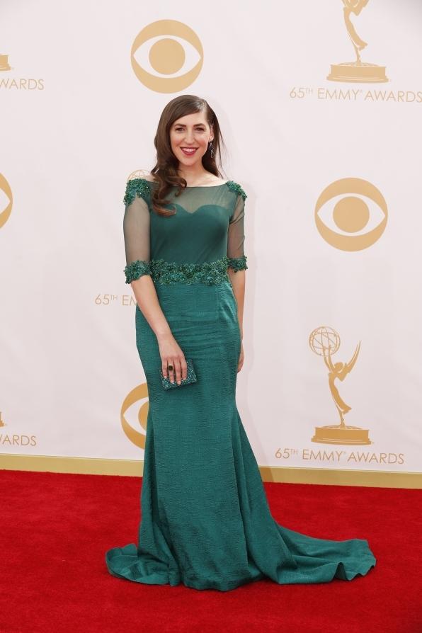 Mayim Bialik - The Big Bang Theory - 2014 Emmy Nominee