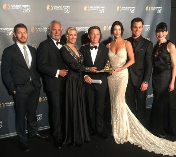 B&B won a prestigious award at the 56th Monte Carlo Television Festival.