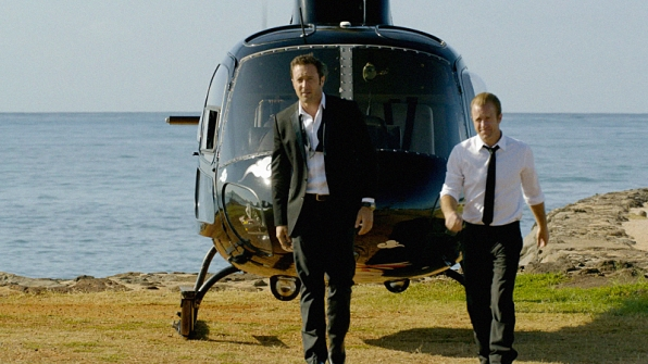 Hawaii Five-0 Season 5 Finale