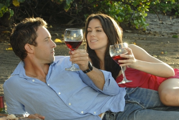 McGarrett and Catherine