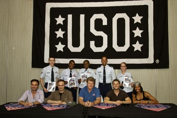 USO Tour