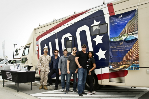 USO/Armed Forces Entertainment Tour