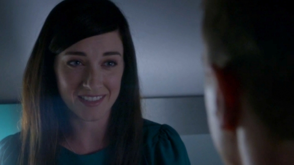 We're giddy to see McGee and Delilah's wedding plans unfold on NCIS.