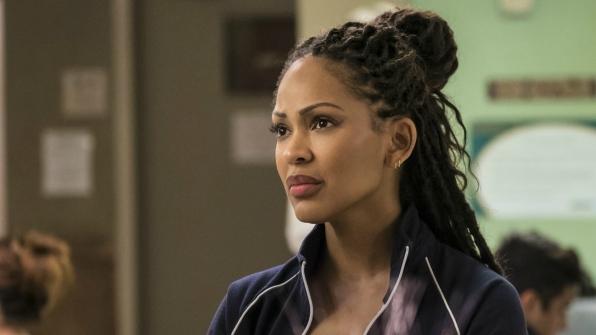 Meagan Good as Dr. Grace Adams