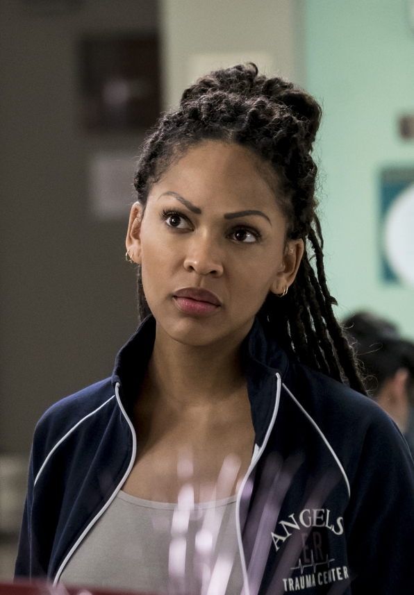 Meagan Good as Dr. Grace Adams