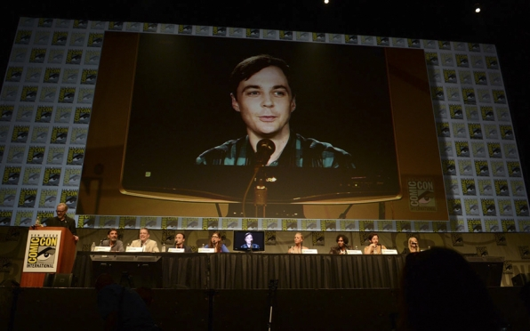 Jim Parsons Via  Satellite