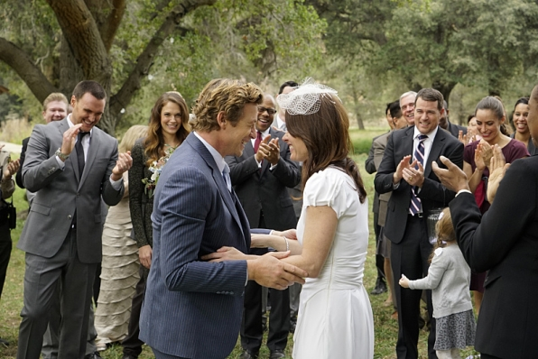 17. A wedding seven years in the making - The Mentalist
