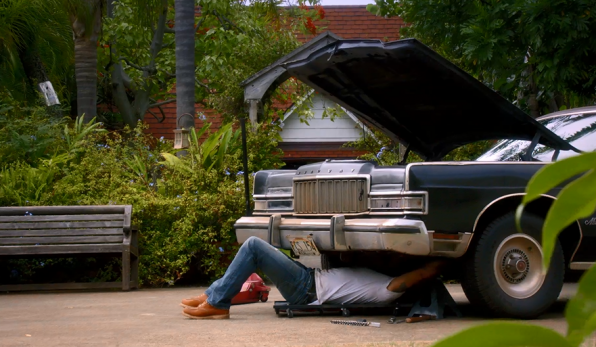 Steve's Mercury Marquis - Hawaii Five-0