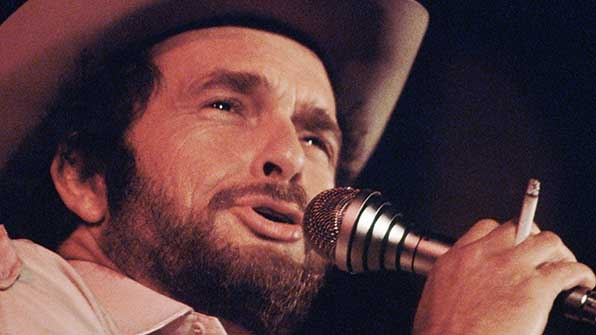 Merle Haggard was the first artist to win ACM Entertainer of the Year.