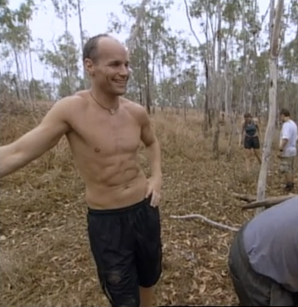 13. Michael's heartfelt send-off (Survivor: The Australian Outback)