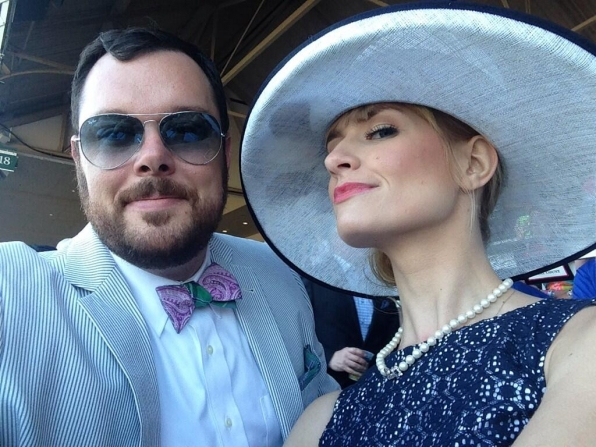 27. Michael Gladis and Beth Behrs - Reckless and 2 Broke Girls