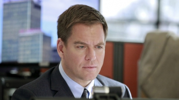It's Michael Weatherly, who plays Anthony DiNozzo on <i>NCIS!</i>
