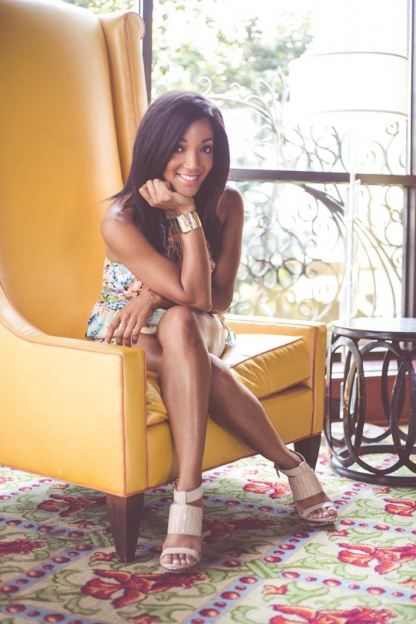 Mickey Guyton, nominated for New Female Vocalist Of The Year