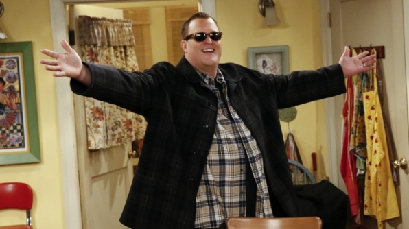 The Peace Keeper: Mike Biggs (Mike & Molly)