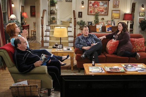 Roseanne's Set - Mike & Molly