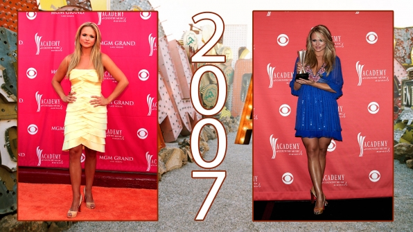 """Miranda made us wish we looked """"More Like Her"""" in 2007."""