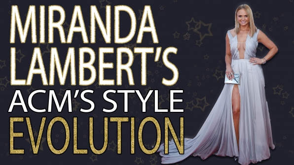 Miranda Lambert's style is certified Platinum!