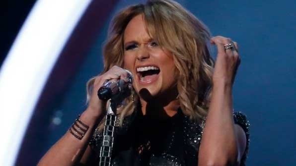 Miranda Lambert receives her ninth nod for Female Vocalist of the Year.