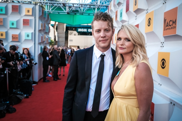 2016 ACMs: Anderson East and Miranda Lambert