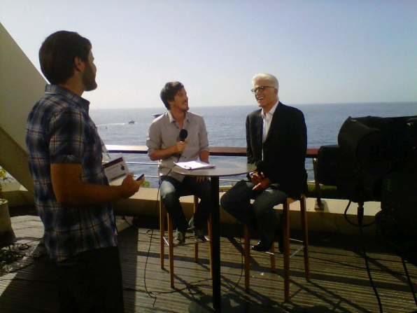 Ted Interviews in Monte-Carlo